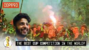 Is the DFB-Pokal the Best Cup Competition in the World? [Video]
