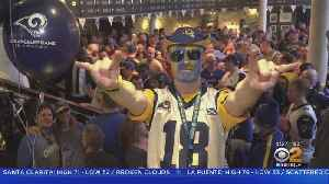 News video: Die-Hard International Rams Fans Ready To Watch Team Take On Bengals In London