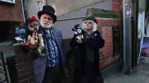 Goth revivalists descend on Whitby for celebratory Goth Weekend [Video]