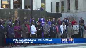 Funeral Services for Kamille 'Cupcake' McKinney - 10/25/19 [Video]