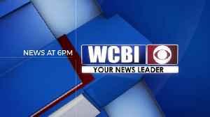 WCBI NEWS AT SIX - OCTOBER 25, 2019 [Video]