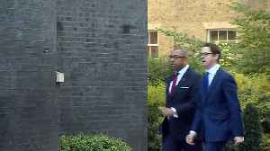 MPs meet at 10 Downing Street ahead of a vote in Parliament [Video]