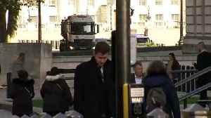Boris Johnson departs for Thurrock Council [Video]