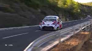 RallyRACC Catalunya - Rally de España Sunday [Video]