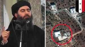 Islamic State leader Al-Baghdadi killed in U.S. raid [Video]