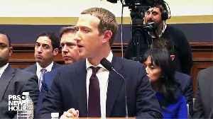 Facebook Pulls False Ad About Lindsey Graham Endorsing Green New Deal Days After AOC, Zuckerberg Exchange [Video]