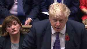 British PM Johnson Presents General Election For December [Video]