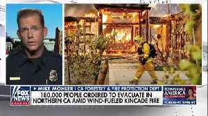California Wildfires Prompt Statewide Emergency Declaration [Video]