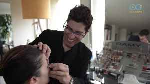 Eyebrow Guru & Makeup Artist to the Stars Beats Adversity – The Ramy Gafni Story [Video]