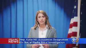Rep. Katie Hill Resigns From Congress Amid Sexual Misconduct Allegations [Video]