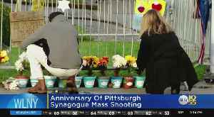 Anniversary Of Pittsburgh Synagogue Mass Shooting [Video]