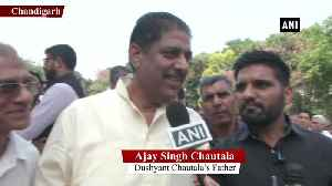 BJP JJP govt to stay afloat for 5years in Haryana Ajay Singh Chautala [Video]
