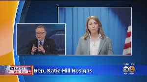 Katie Hill's Congressional Seat: What happens now? [Video]