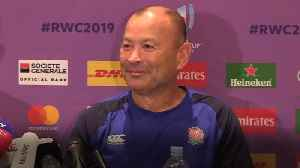 Jones strikes back at Gatland's criticism ahead of World Cup final [Video]
