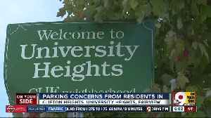 Parking concerns from neighbors near UC's campus [Video]
