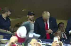 Baseball fans boo Trump at World Series [Video]