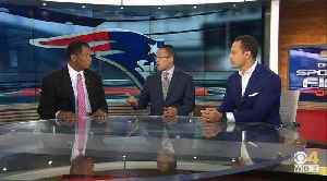 Sports Final: Patriots Offense Showing Signs Of Coming To Life [Video]