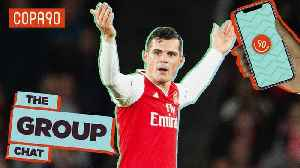 Are Xhaka and Emery Finished at Arsenal? | The Group Chat [Video]