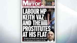 Labour's Keith Vaz faces six-month suspension [Video]