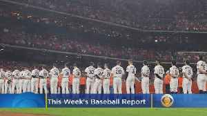 Baseball Report: Astros Control World Series, With Nationals Down, 3-2 [Video]