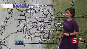 Bree's Evening Forecast: Mon., Oct. 28, 2019 [Video]