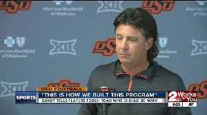 Malcolm Rodriguez named Big 12 Defensive Player of the Week [Video]