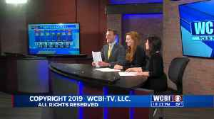 WCBI News at Ten - Saturday, October 26th, 2019 [Video]
