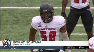 Eastern falls at Montana after losing steam in second half, 34-17 final [Video]