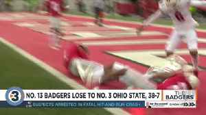 No. 13 Badgers stumble again in 38-7 loss to No. 3 Ohio State [Video]