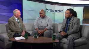 For the Record: Michael Johnson talks about his return to Boys and Girls Club [Video]