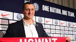 Vlatko Andonovski To Take Jill Ellis Spot As Head Coach Of USWNT [Video]