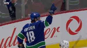 Canucks erupt for five goals in first period against Panthers [Video]