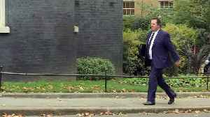 Cabinet ministers arrive at Downing St [Video]