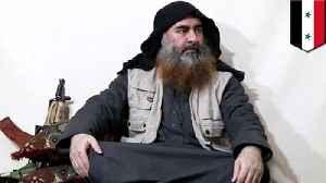 How the raid that killed ISIS leader Al Baghdadi went down [Video]