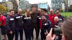 Duke of Sussex launches Team UK for 2020 Invictus Games [Video]