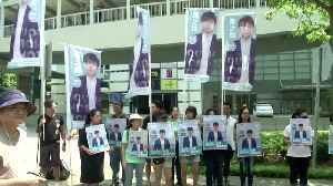 Joshua Wong banned from Hong Kong election [Video]