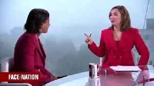 Susan Rice on Trump notifying Obama of ISIS raid [Video]