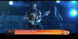 Five Finger Death Punch Presents 'Sin City Monster Bash' [Video]
