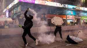 Hong Kong's Economy Takes A Major Hit Amid Continuing Demonstrations [Video]