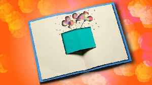 Fancy Greeting Card | Kids Learning Video | DIY Activity [Video]