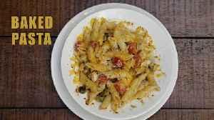 Baked Pasta   Chicken Pasta Recipes   Italian Pasta Recipe   Healthy Recipes [Video]