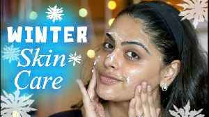 Winter Skin Care - No More Dry Skin [Video]