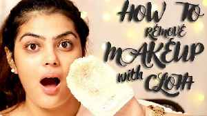 How To Remove Makeup With Cloth | DIY Remove Makeup With Cloth | Easy Makeup Hacks | Looke Looks [Video]