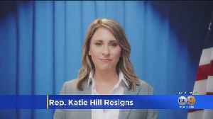 Katie Hill Vows To Combat `Revenge Porn' Following Release Of Explicit Photos [Video]