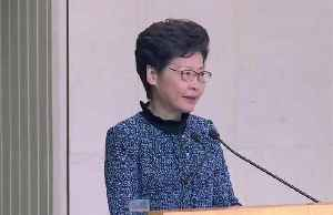 Hong Kong leader says economy looks 'very grim' [Video]