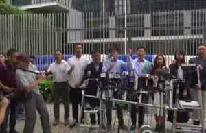 News video: Joshua Wong banned from Hong Kong election