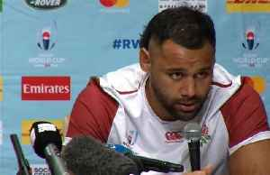 Thanks auntie but I think I've got this, says England's Vunipola [Video]