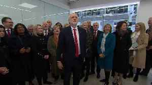 News video: Corbyn backs general election as Britain looks set for the polls
