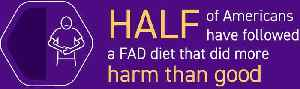 Half of Americans Have Tried a Fad Diet That Did More Harm Than Good [Video]