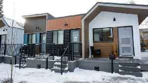 Tiny Home Village For Veterans Opens In Calgary [Video]